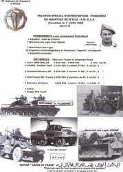12eme RCA  (Chasseurs d'Afrique) Juin 1958 - MSILA