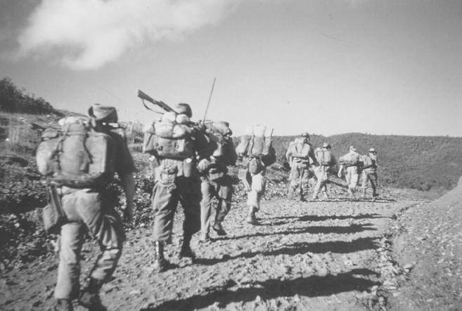 1958 En grande Kabylie