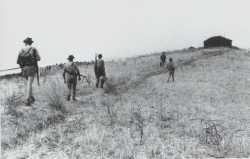 1962 - Patrouille de soldats