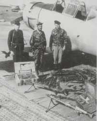 AFLOU - Fin 1960 - Tableau de chasse