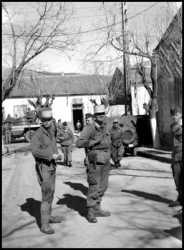 BERNELLE Lieutenant LANGLE Sergent DUBOIS