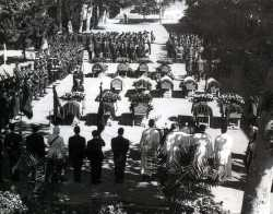 Les Morts du Djebel MAZER - 25 Avril 1961 Hopital de TLEMCEN