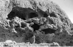 Les grottes en Kabylie