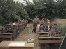 l'Ecole de Bou Ighzer en Kabylie