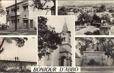 ABBO - Carte Postale