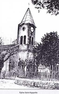 ABBO L'Eglise Saint-Hyppolite