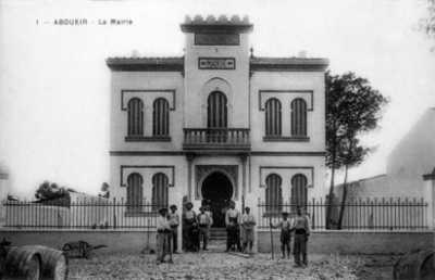 ABOUKIR - La Mairie
