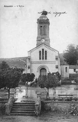 ABOUKIR - L'Eglise