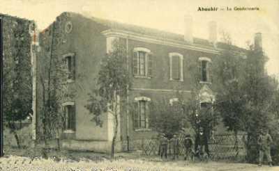 ABOUKIR - La Gendarmerie