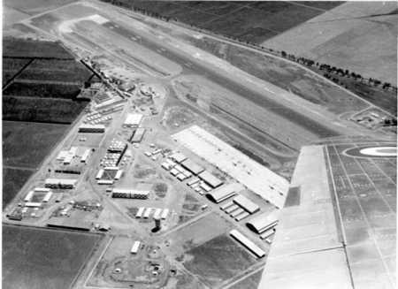 BOUFARIK - Terrain aviation