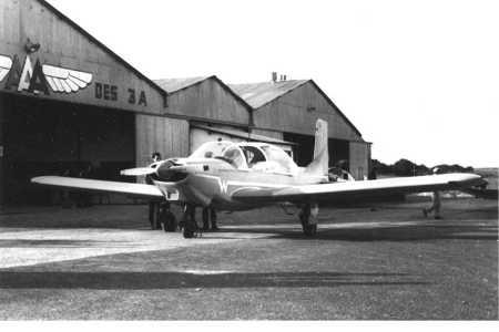 1959 -  CHERAGAS  Le WASSMER WA 42 super IV