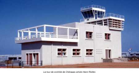 CHERAGAS - La tour de controle