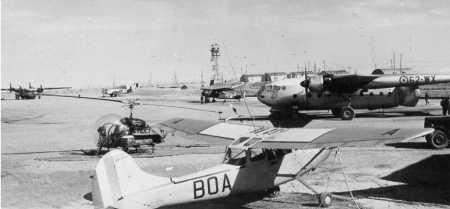 DJELFA  en 1962