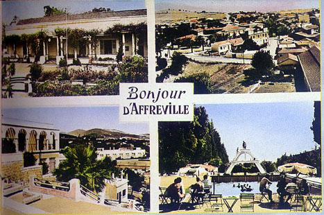 Carte postale d'AFFREVILLE