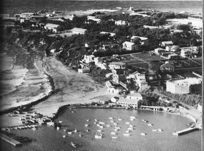 AIN TAYA - le port et la plage