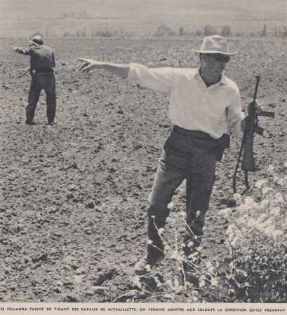 La Ferme SAUGE d'EL FAHOUL les fermiers en armes