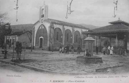 AKBOU - L'Eglise