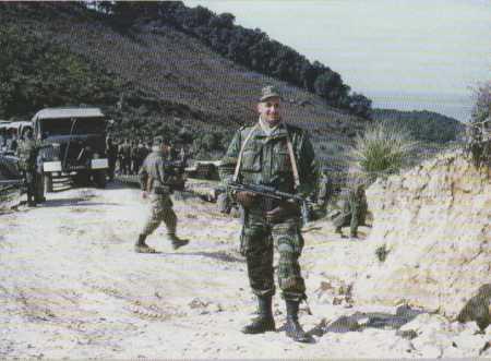 Commando ALCAZAR - Jean Claude PEREZ