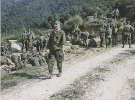 Commando ALCAZAR - Daniel BEZARD