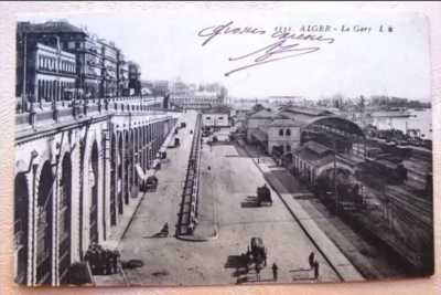 ALGER - La Gare