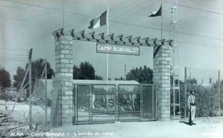 ALMA - LE Camp Bonvalot