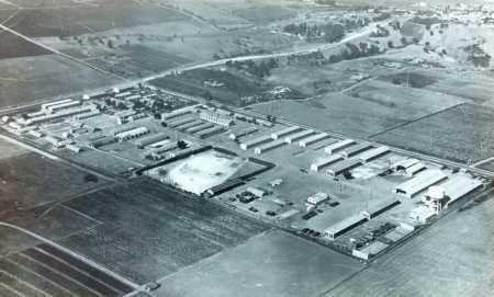 ALMA - Le Camp Militaire de Bonvalot