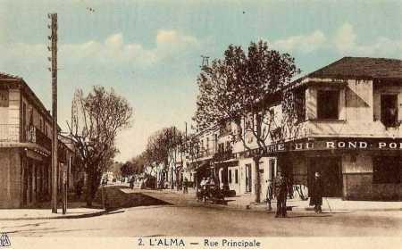 ALMA - Rue Principale