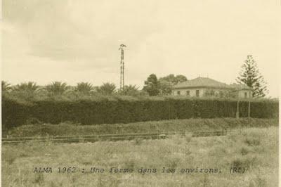ALMA - Une ferme dans les environs