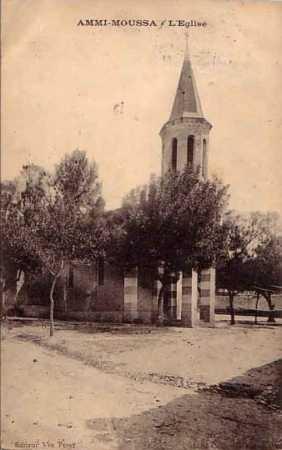 AMMI-MOUSSA - L'Eglise