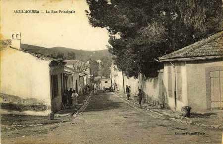 AMMI-MOUSSA - La Rue Principale