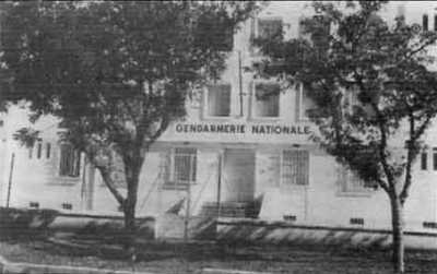 AMPERE - La Gendarmerie