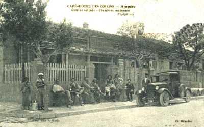AMPERE en 1958 - Relais des Diligences