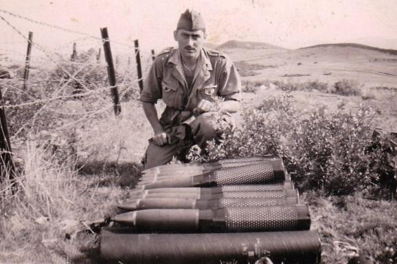 Obus de 75 sans recul Hussard Guy VAILLANT