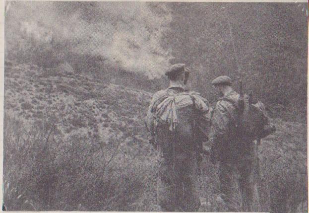 Pilonnage de l'Artillerie