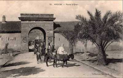 ARZEW - Porte d'ORAN