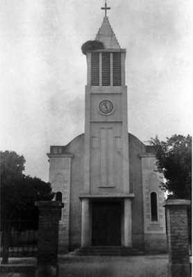 ASSI-BEN-OKBA - L'Eglise