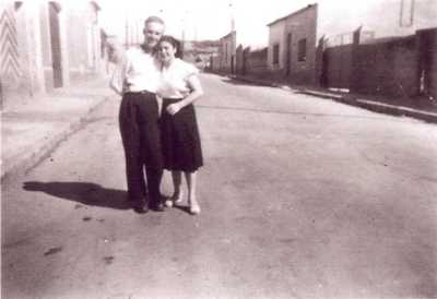 ASSI-BOU-NIF - La Rue Principale en 1960