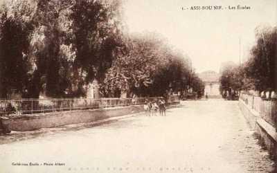 ASSI-BOU-NIF - Les Ecoles