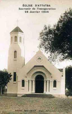 ATTATBA - L'Eglise