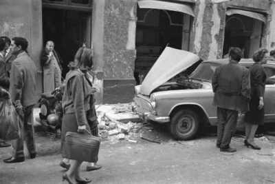 ALGER Mars 1962 un attentat