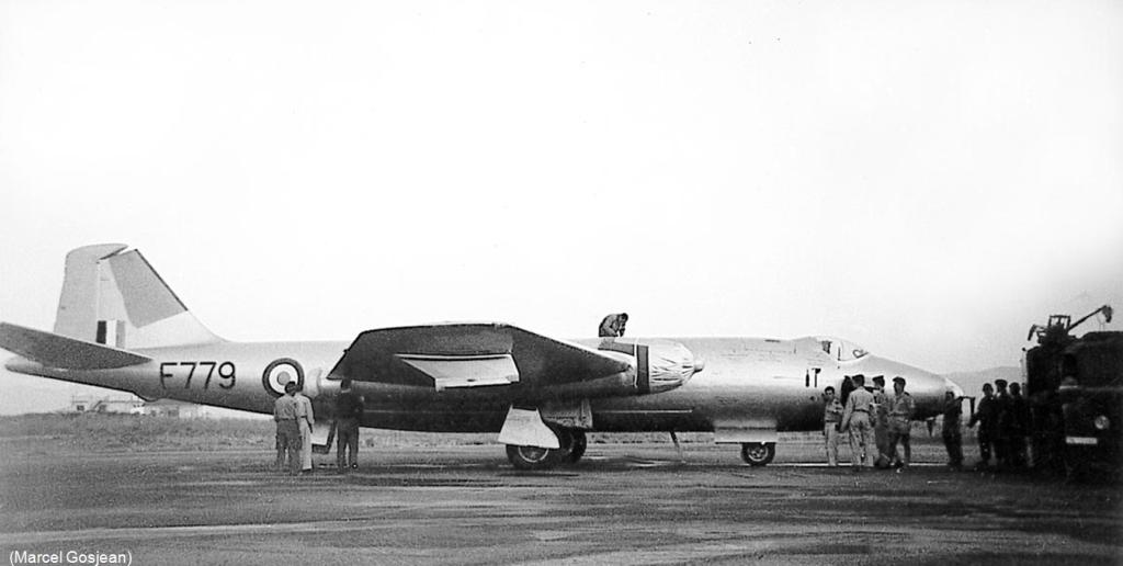 1955 - MAISON BLANCHE  CAMBERA B6