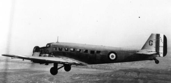 Le AAC-1 Toucan Junkers 52-3m