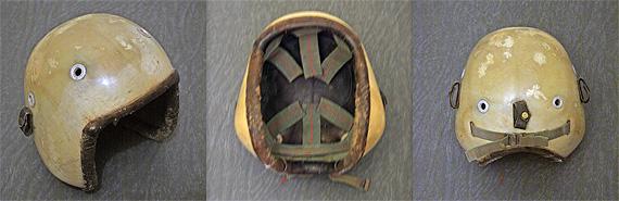 casque d'aviateur Gueneau type 31