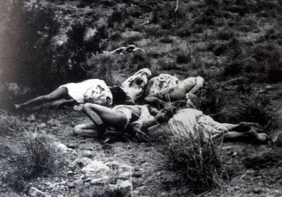 23 Avril 1962 L'assassinat des Harkis et Moghaznis  de Bou Alam