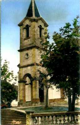 AZAZGA - L'Eglise
