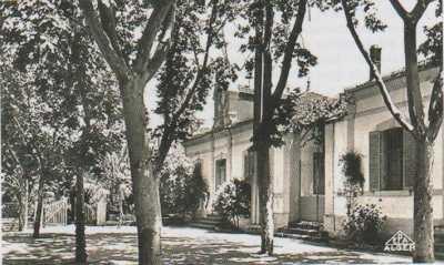 AZAZGA - La Mairie