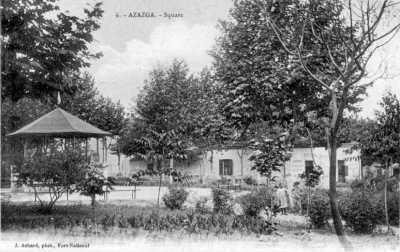 AZAZGA - Un Square