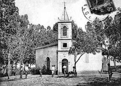 BABA-HASSEN - L'Eglise