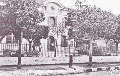 BABA HASSEN La Mairie