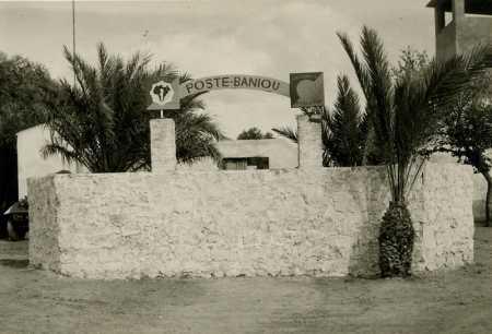 BANIOU - le Poste Militaire